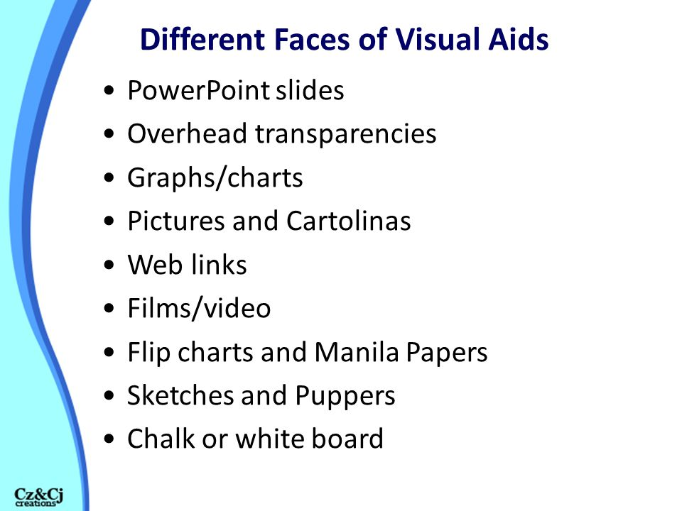 Tips for PPT Slides Use Sans Serif fonts (fonts without feet) – e.g.