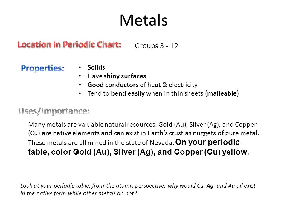 Hydrogen most common isotope has 1 proton and no neutrons making 7 metals urtaz