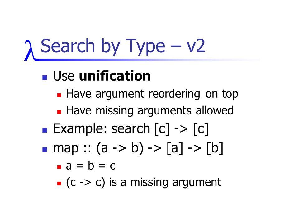 Hoogle Neil Mitchell. Haskell Types 101 isURI :: String -> Bool ...