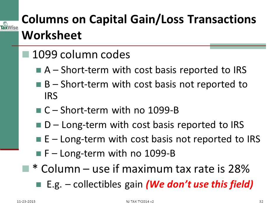 Printables 2012 Capital Loss Carryover Worksheet 2013 capital loss carryover worksheet davezan kids