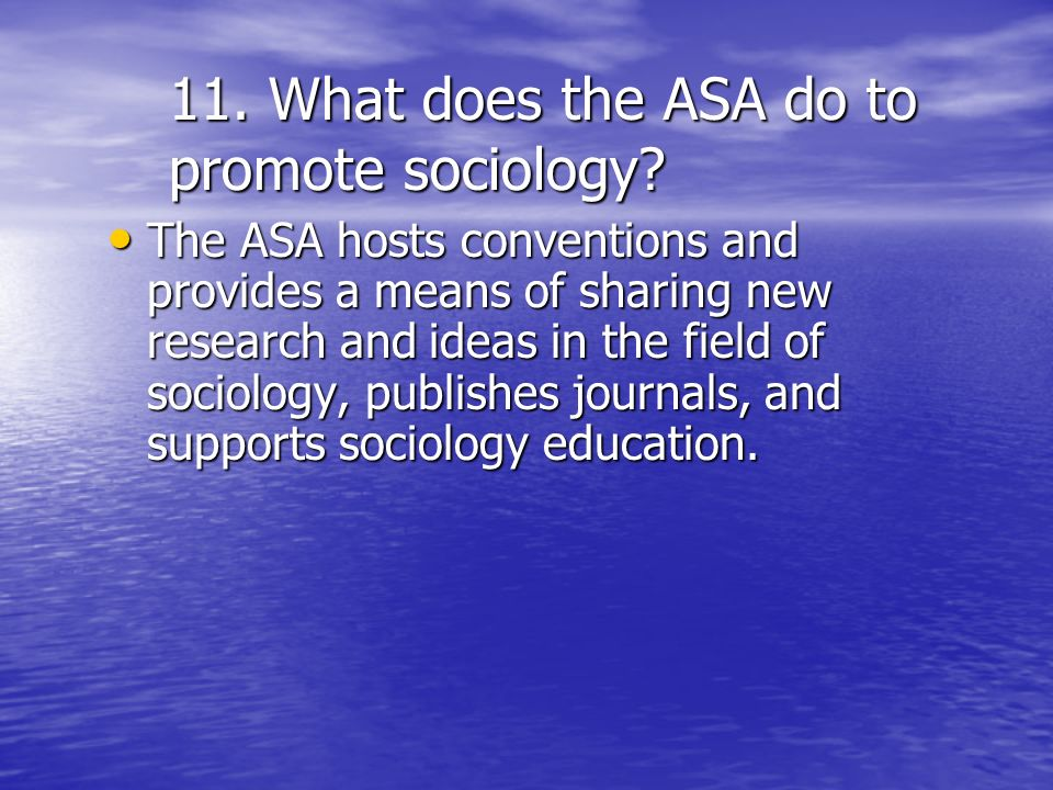 What does the movie castaway have to do with sociology?