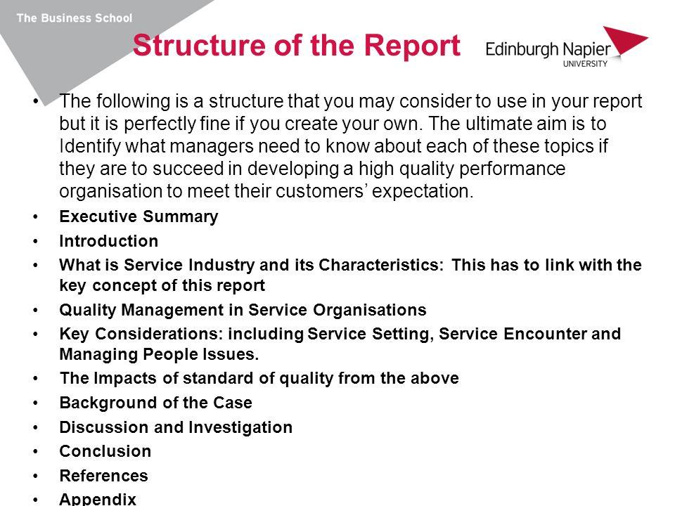 service encounter report