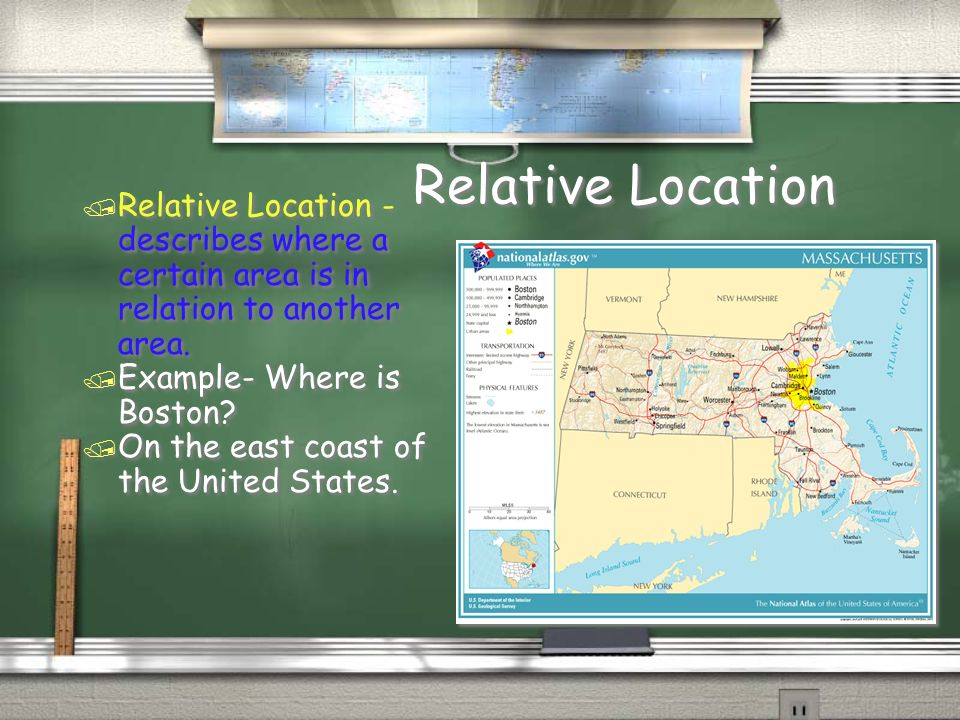Geography 101 mr foster ccms social studies mr foster ccms absolute location absolute location a given location by using longitude and latitude coordinates sciox Choice Image