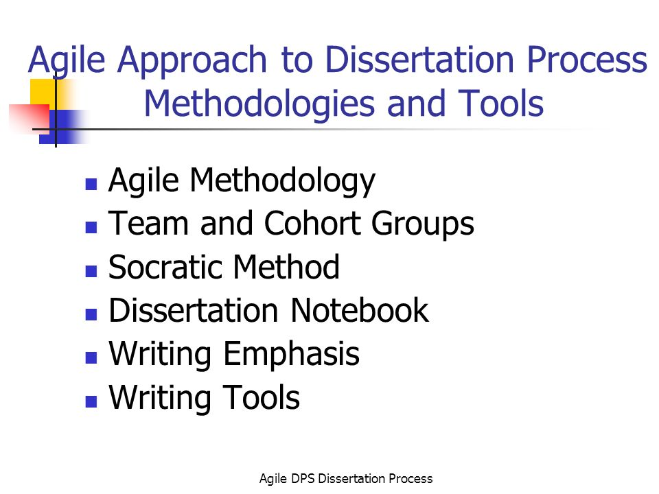 What Is Methodology In A Dissertation