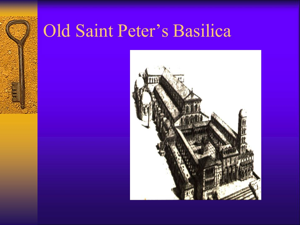 Old Saint Peter's Basilica