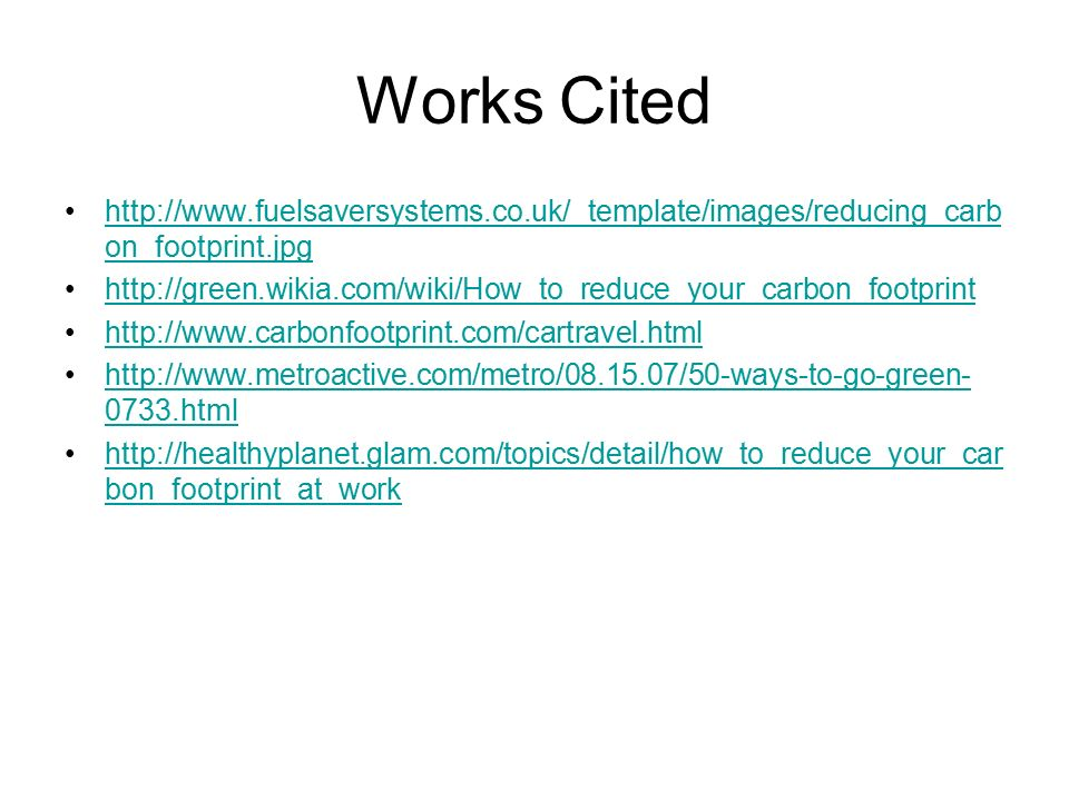 Home carbon footprint reduction some ways to reduce your carbon 6 works pronofoot35fo Images