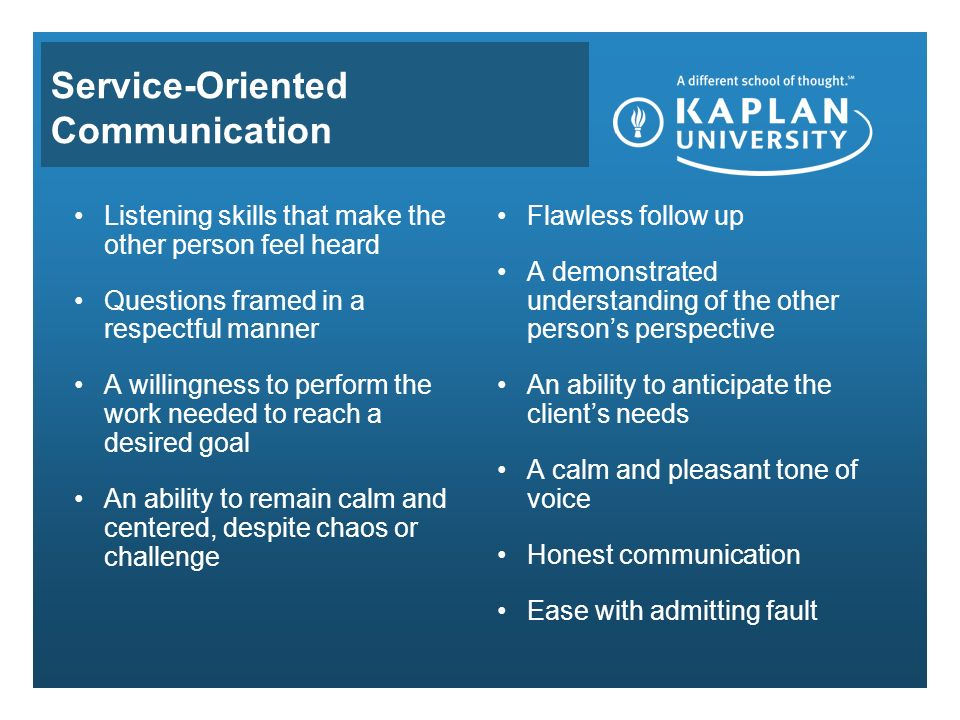 Communication Styles Aggressive–closed-minded, listens poorly –Fosters resistance, defiance and retaliation Passive–indirect and hesitant to say what is on the person's mind –Tends to agree externally, while disagreeing internally Assertive–an effective active listener –Is open to negotiating, bargaining, and compromising in ways that everyone wins