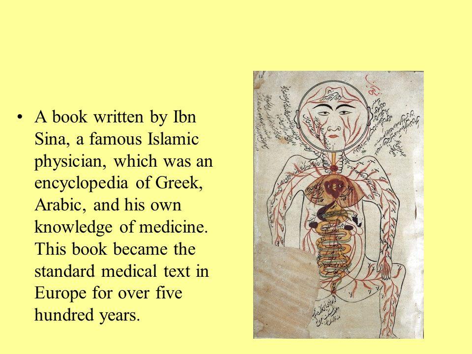Canon on Medicine