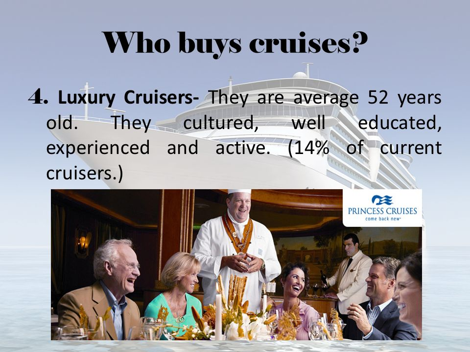 Selling and Pricing Cruises Who sells cruises?. Who buys cruises? 1 ...