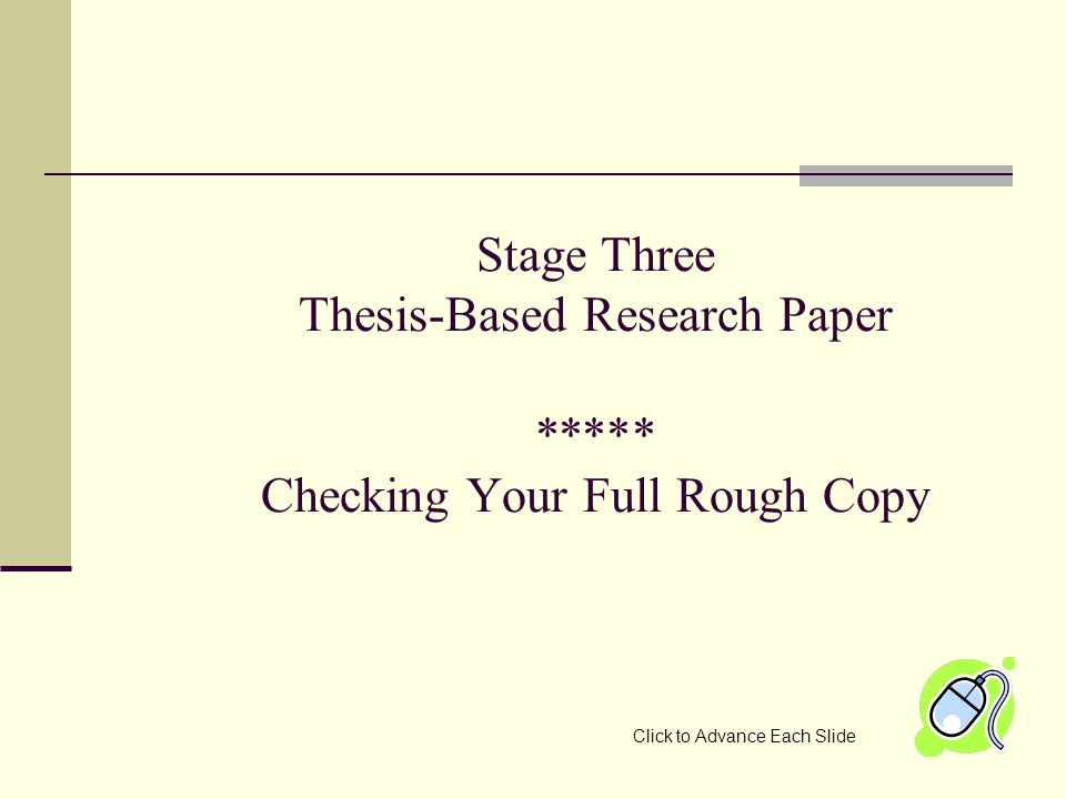 run your paper through plagiarism software Student guide to understanding and avoiding plagiarism in the classroom plagiarism detection software run your paper through one of the plagiarism.