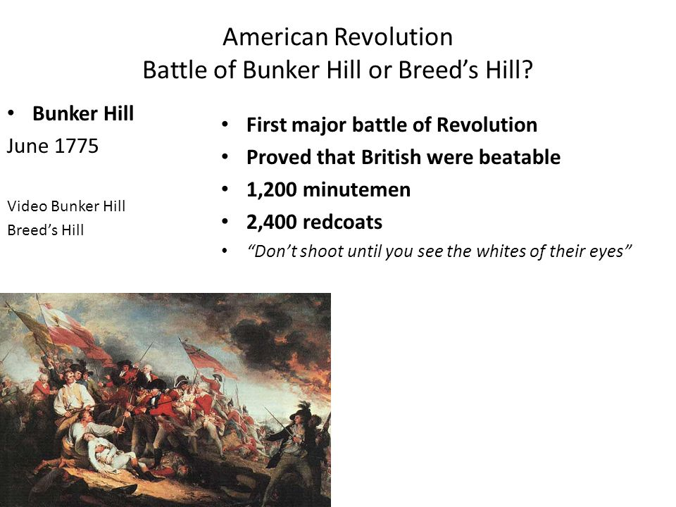 I need 9 facts about battle of year 1775 bunker hill/breeds hill and 1775 olive branch petition?