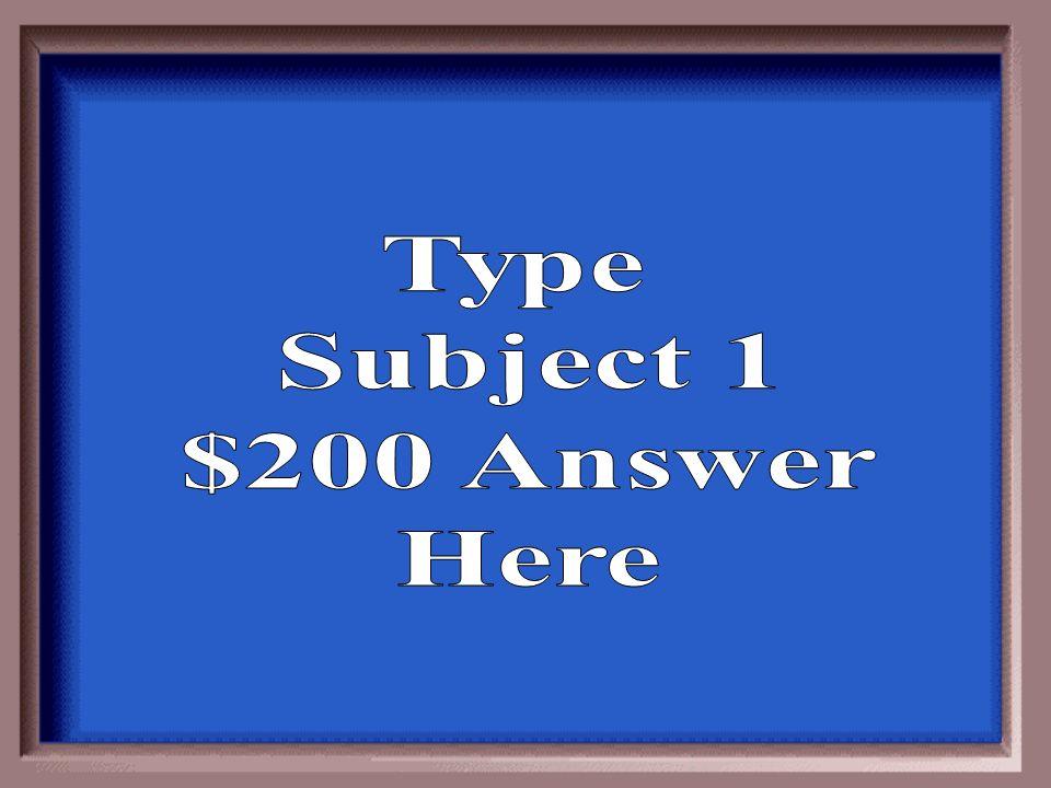 $200 $400 $600 $800 $1000 $200 $400 $600 $800 $1000 $200 $400 $600 $800 $1000 $200 $400 $600 $800 $1000 $200 $400 $600 $800 $1000 $200 $400 $600 $800