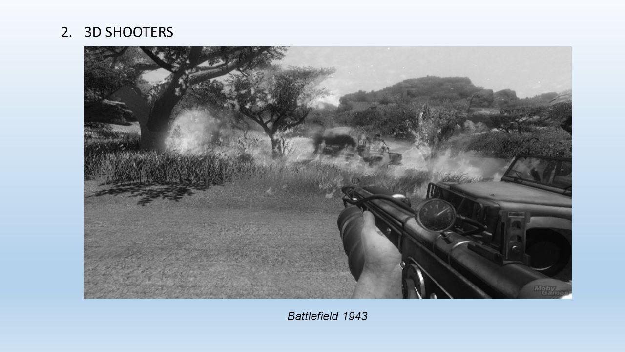 2.3D SHOOTERS Battlefield 1943