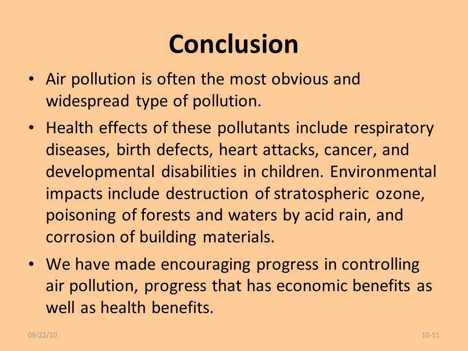 Pollution Essay