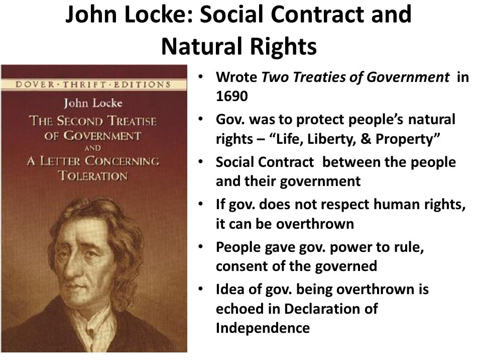 a paper on life and ideas of john locke
