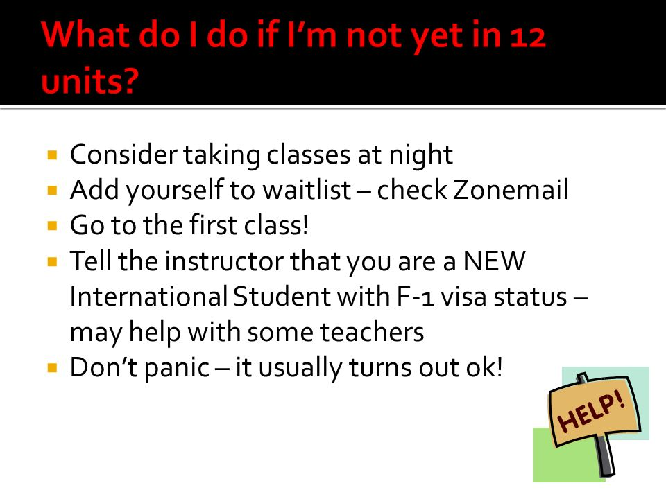 New International Student Orientation – Spring ppt download