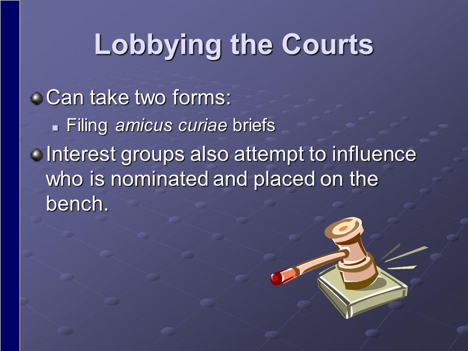 filing nomination definition