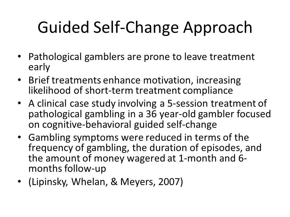 Gambling motivation scale chantal