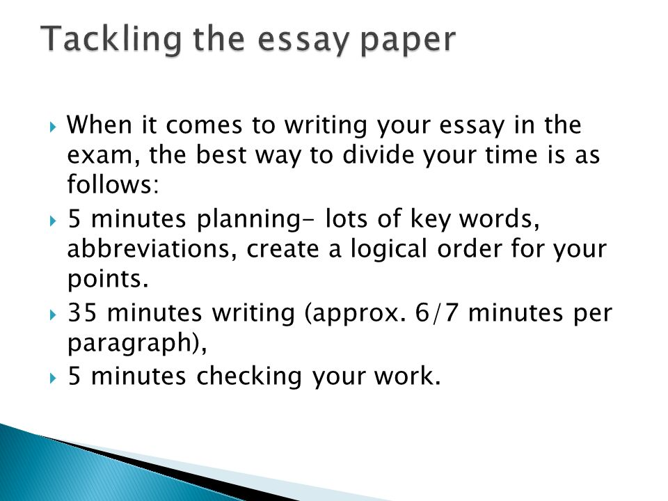 Order An Essay Online