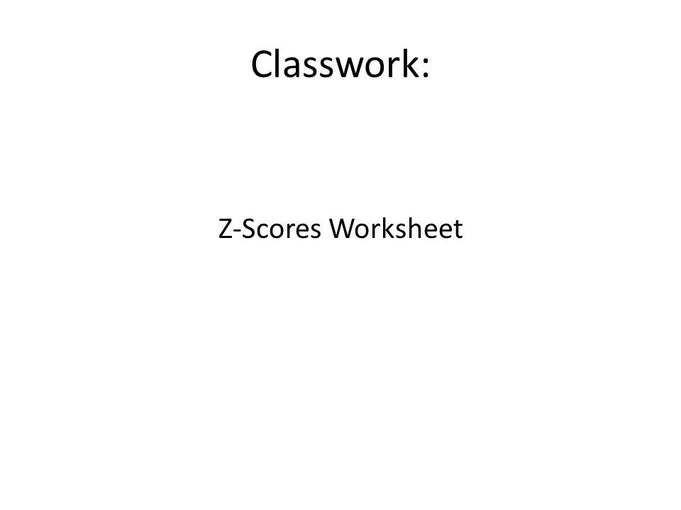 Z Score Practice Worksheet Photos - Newpcairport