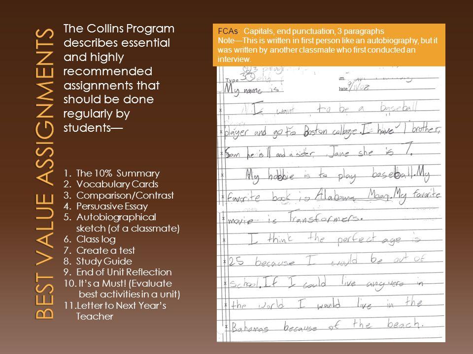 letter summary class 10
