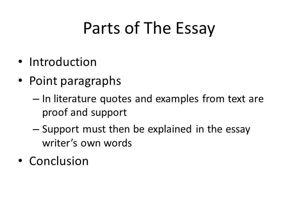 essay quotes introduction