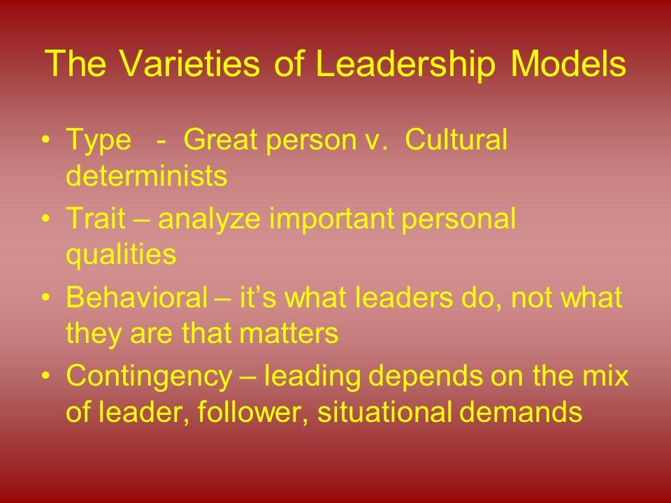 Leadership Not A Job Description Part Of Management Leaders