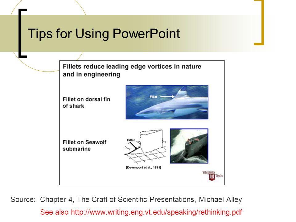 scientific presentation powerpoint