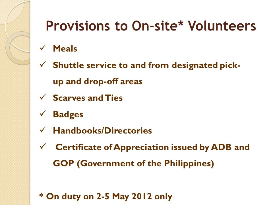 Presentation to the universities on recruitment of volunteers 9 provisions yelopaper Choice Image