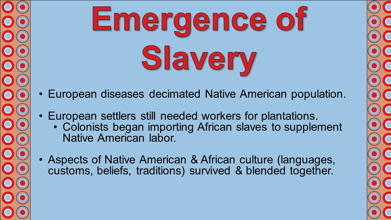 the causes of the depopulation of native americans in david jones was disease the key factor in the  Was disease the key factor in the depopulation of native americans in the americas was disease the key factor in the i agree with david jones that outside.