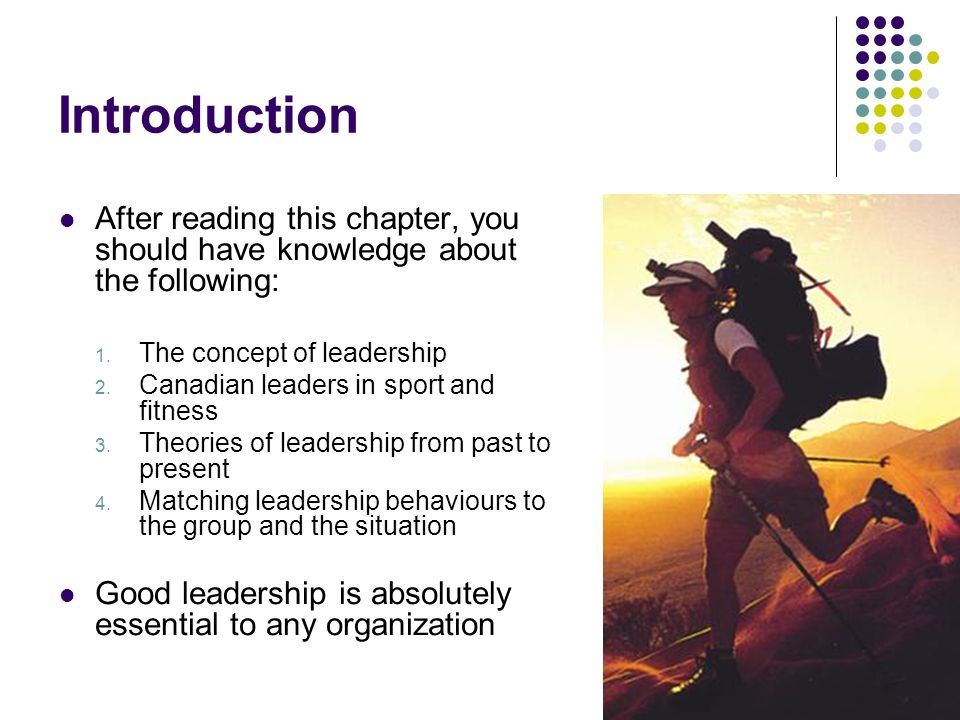 Contents What Is Leadership.