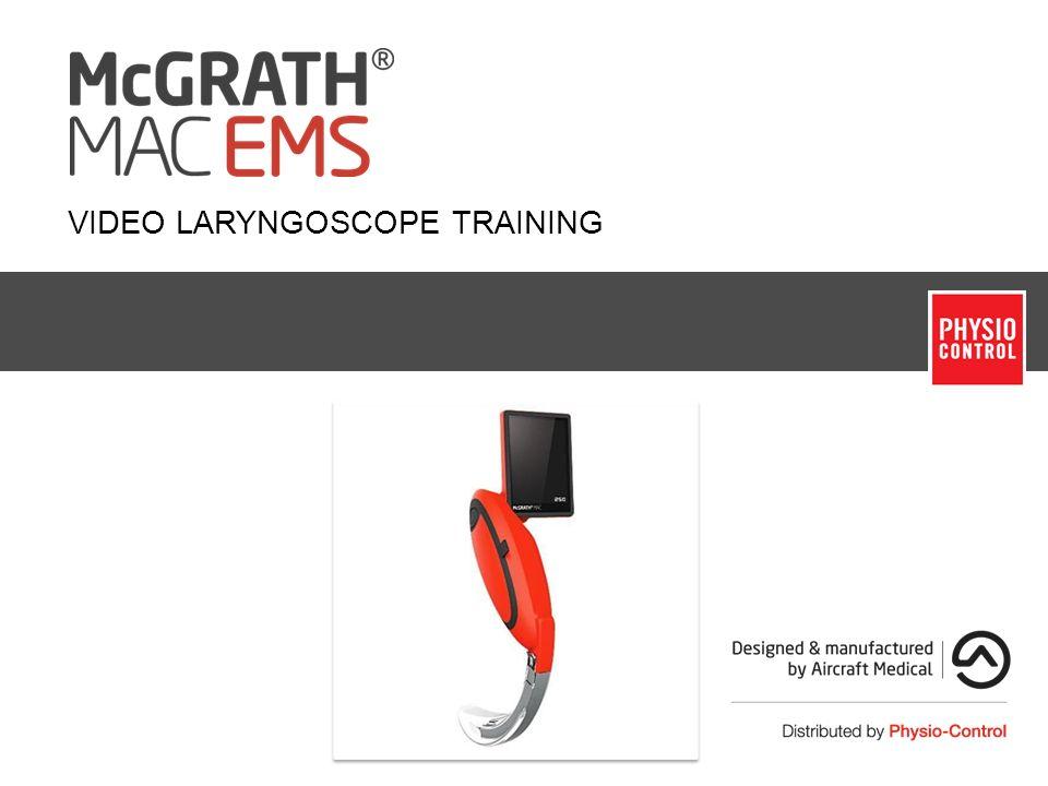 mcgrath mac videolaryngoskop