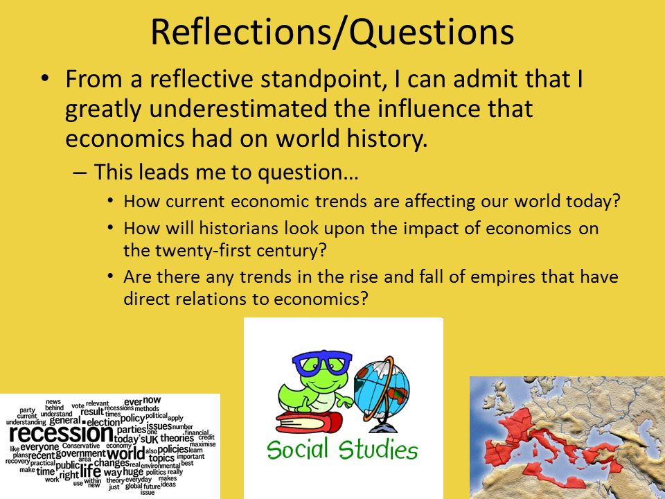 The flow impact of economics on our world from a historical 10 reflectionsquestions sciox Choice Image