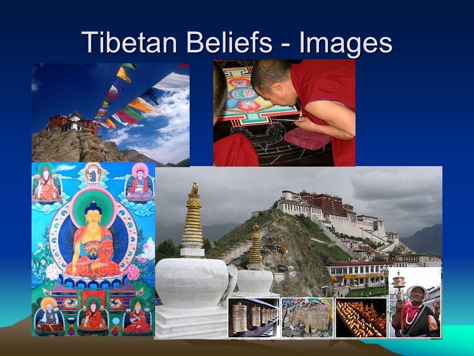 Tibetan Beliefs - Images