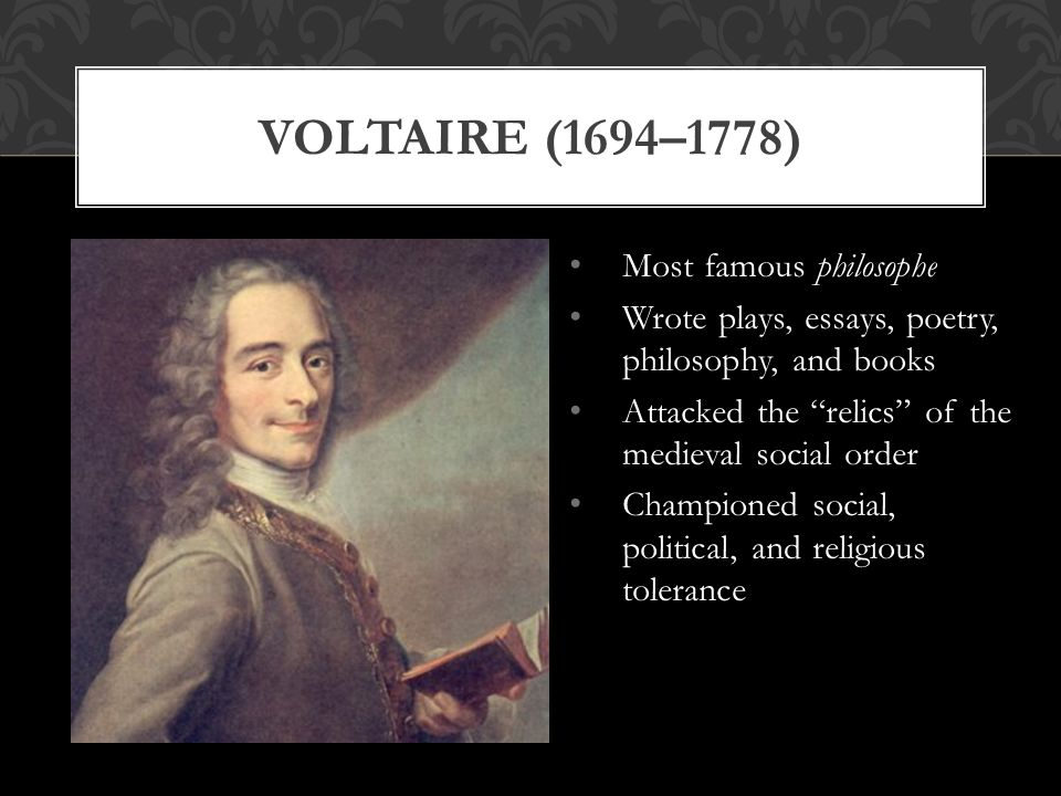 philosophies in voltaires cand essay Satire of philosophy in voltaires candide essay, term paper academic writing service.