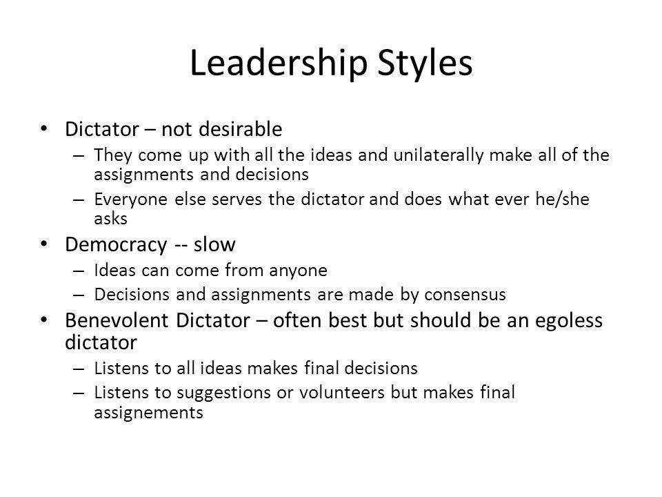 lincoln democratic or autocratic essay Democratic and autocratic leadership essay, check out this democratic and autocratic leadership paper sample.