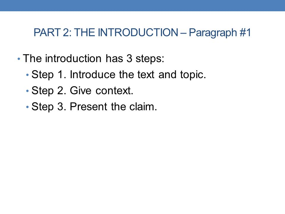 Model English Essays
