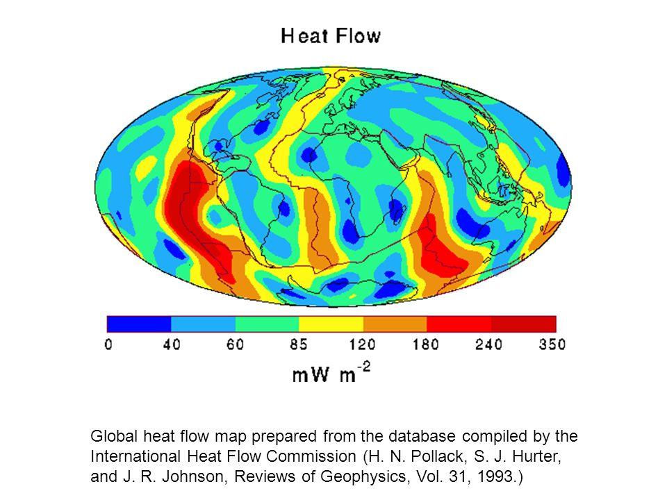 Geothermal Energy Map
