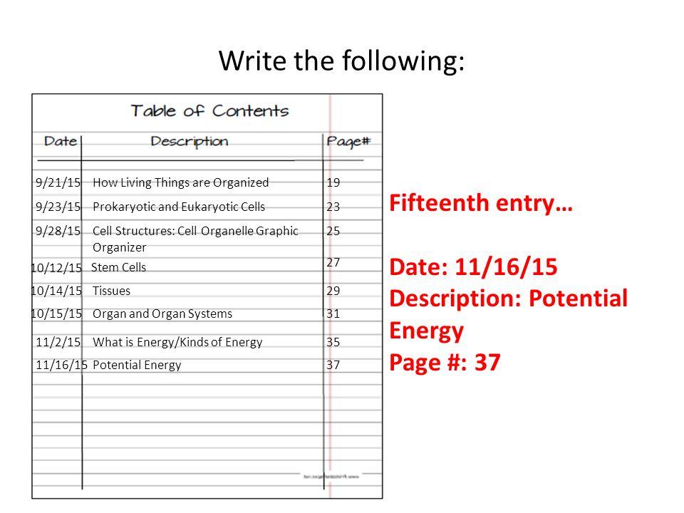 Monday Nov 16th 1 Bellringer Complete your group KE – Stem Cell Worksheet