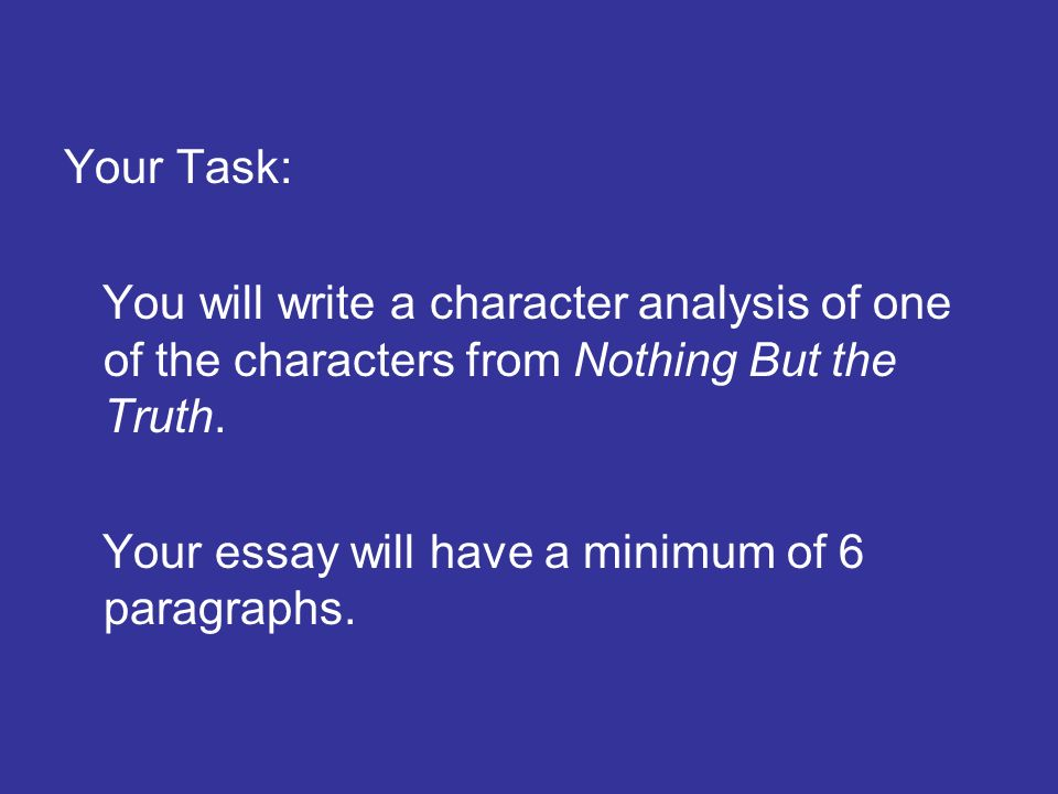 writing your character sketch essay all you need to know  2 your