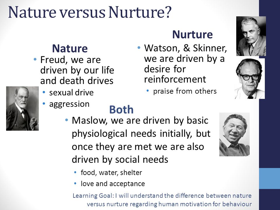 essays about nature vs nurture Nature vs nurture this essay nature vs nurture and other 63,000+ term papers, college essay examples and free essays are available now on reviewessayscom.