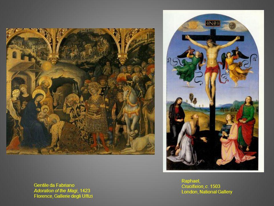 Raphael, Crucifixion, c.
