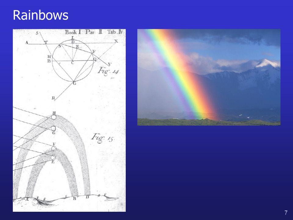 7 Rainbows