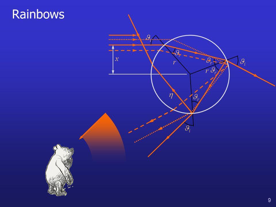 9 Rainbows i i i r r r r x r r