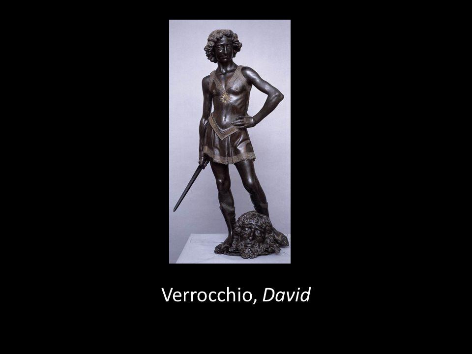 Verrocchio, David
