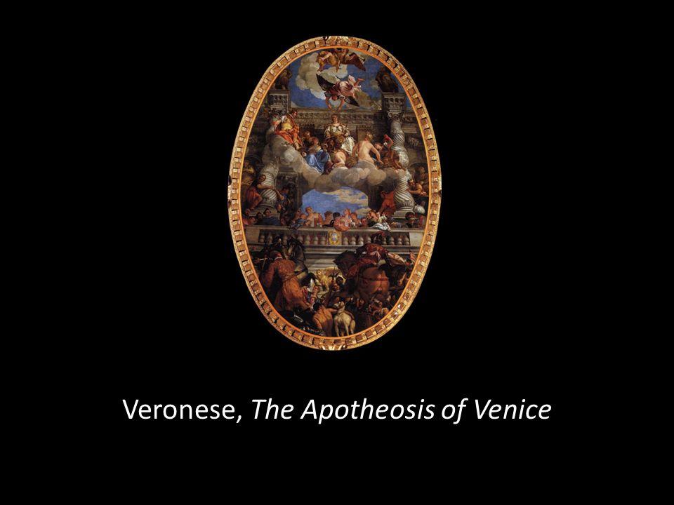 Veronese, The Apotheosis of Venice