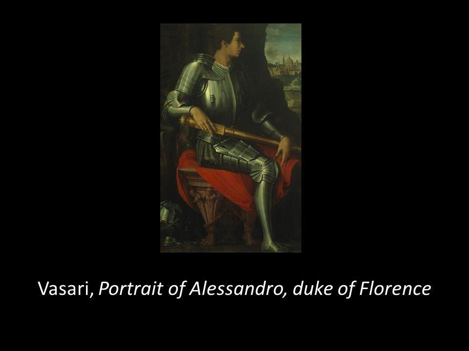 Vasari, Portrait of Alessandro, duke of Florence