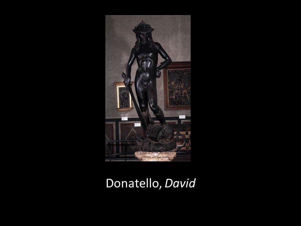 Donatello, David
