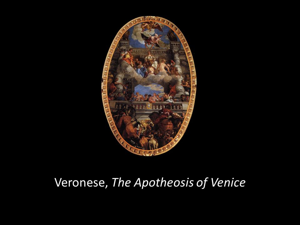 Veronese, The Apotheosis of Venice