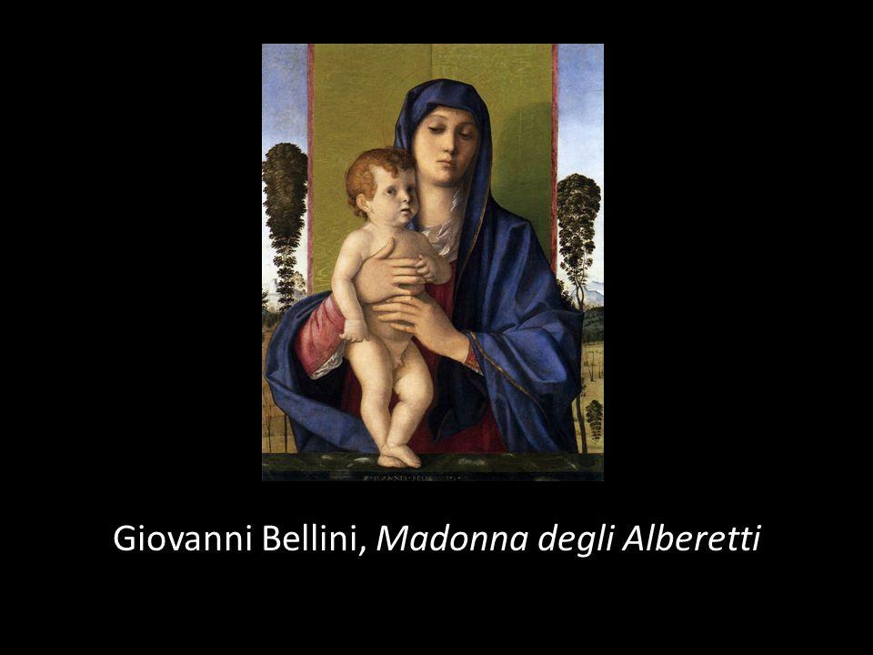 Giovanni Bellini, Madonna degli Alberetti